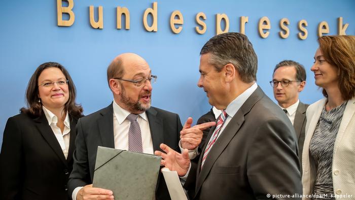 Deutschland SPD zur Bilanz der großen Koalition