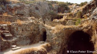 Cavernas da lenda dos Sete Dormentes de Éfeso