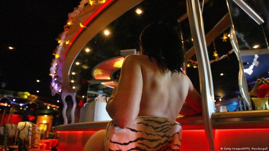 German prostitute in America