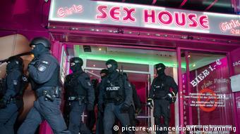 Deutschland Prostitutionsgesetz Symbolbild