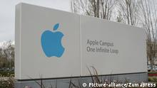 Apple HQ in Silicon Valley (Picture-alliance/Zumapress)