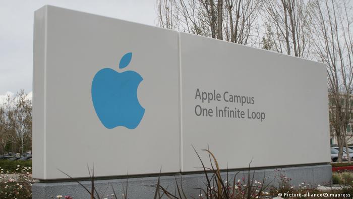 La sede mundial de Apple está en Silicon Valley, en Cupertino, California.