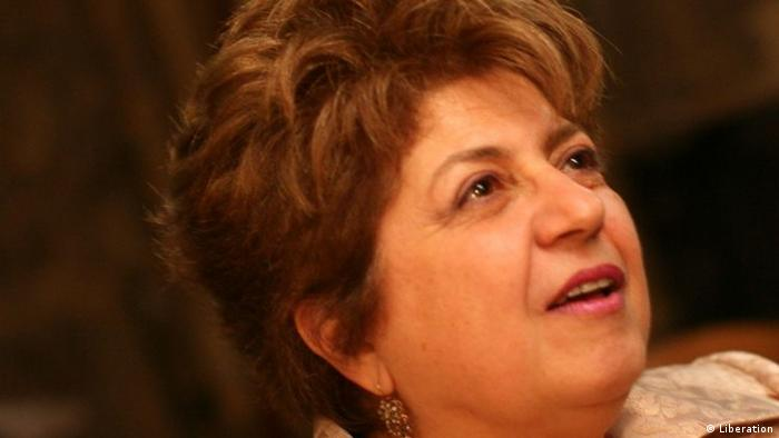 Rafah Nached, eine syrische Psychoanalytikerin im Exil (Liberation)