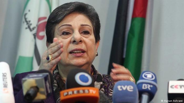 Hanan Ashrawi, Frieden zwischen Israel und Palästina sichern (Hanan Ashrawi)