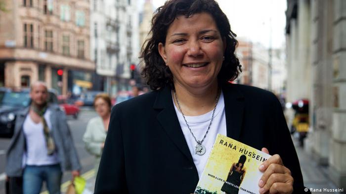 Rana Husseini, Aufdeckung von Ehrenmorden in Jordanien (Rana Husseini)