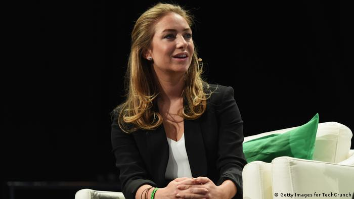 TechCrunch Disrupt NY 2016 | Whitney Wolfe, Bumble (Getty Images for TechCrunch)