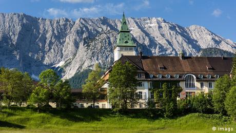 Schloss Elmau (imago)