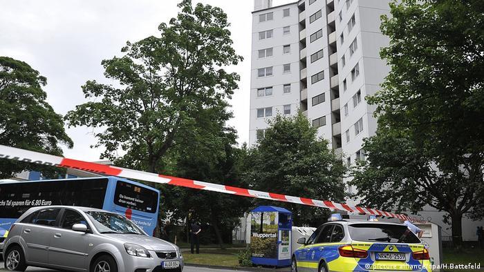Hochhaus in Wuppertal geräumt