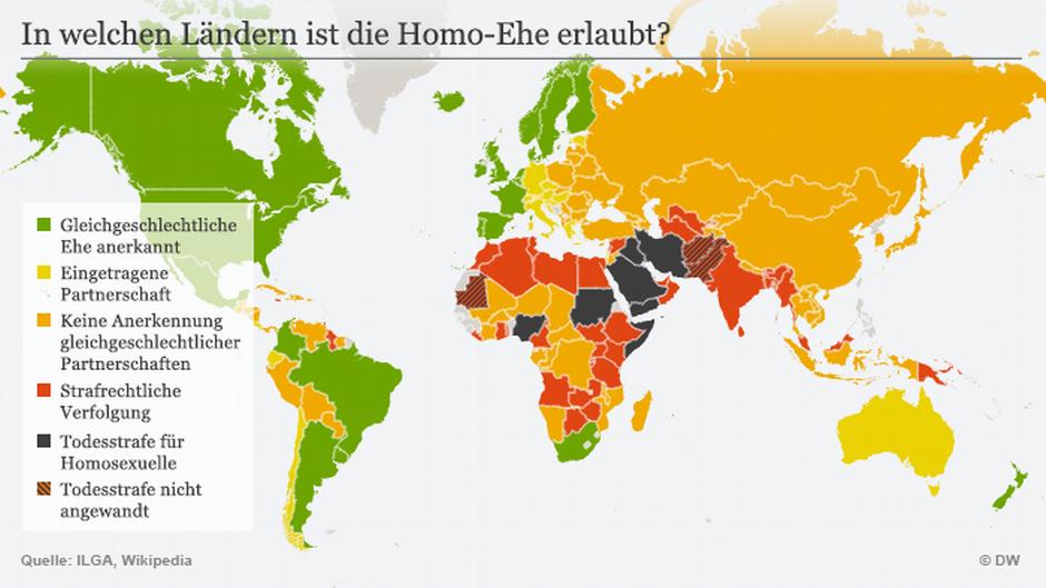 Ist Homoehe In Deutschland Erlaubt