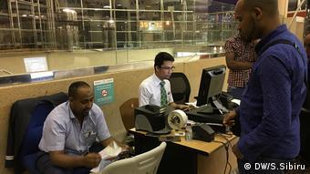 Rückkehrer Äthiopien Saudi Arabien Riad