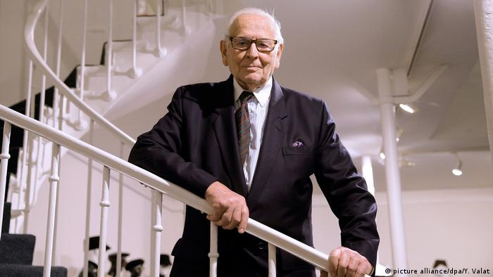 Pierre Cardin (picture alliance/dpa/Y. Valat)