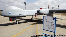 Israel Drohne Heron TP