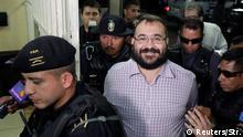 Guatemala Javier Duarte