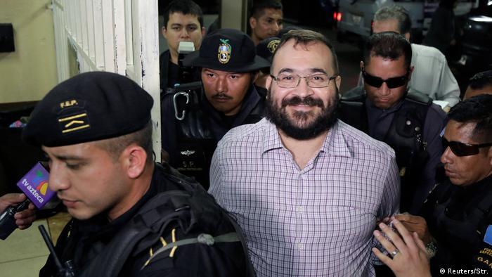 Guatemala Javier Duarte (Reuters/Str.)