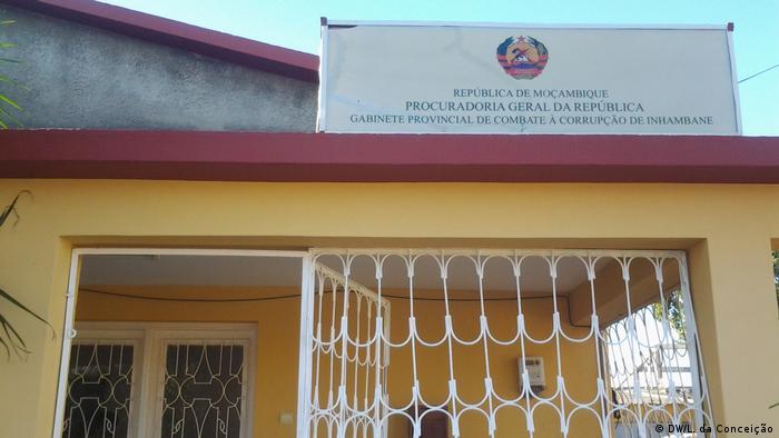 Mozambik Landesamt zur Bekämpfung der Korruption