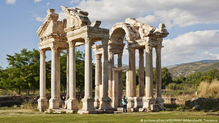 Kandidaten neue UNESCO-Welterbestätten   Türkei Aphrodisias