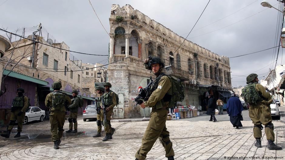 Kandidaten neue UNESCO-Welterbestätten | Palästina Altstadt von Hebron