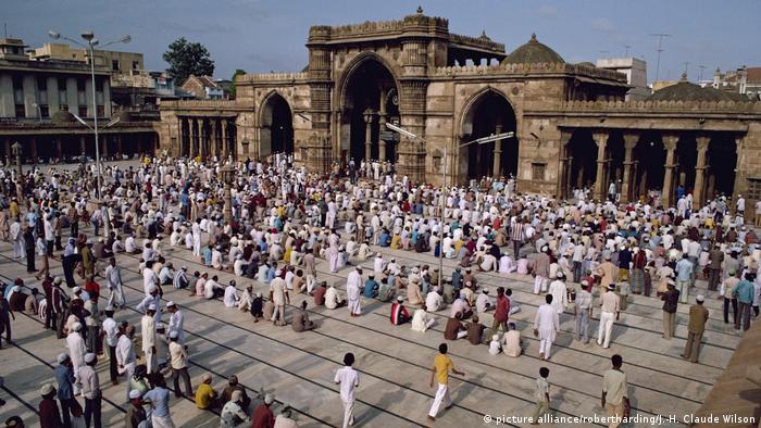 Амхедабад - Гуджарат, Індія - Світова спадщина ЮНЕСКО