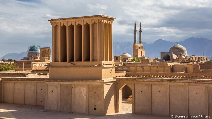 Kandidaten neue UNESCO-Welterbestätten | Iran Yazd (picture alliance / Prisma)