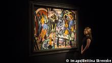 London Auktionshaus Christie's - Max Beckmann, Hölle der Vögel