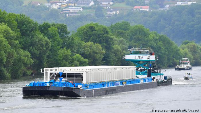 Atommülltransport Erreicht Neckarwestheim
