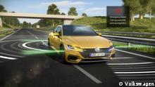 *****Achtung: Verwendung nur zur abgesprochenen Berichterstattung Gewinner des Deutschen Mobilitätspreises 2017. Ein Fahrerassistenzsystem überwacht die Aktivität des Autofahrers und trägt in Gefahrensituationen zur Unfallvermeidung bei. (Foto: Volkswagen)