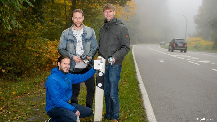 Deutscher Mobilitätspreis/ Ghostbuster – Geisterfahrer frühzeitig erkennen (Julian Neu)