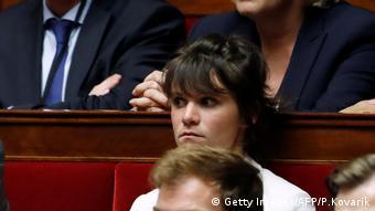 Μόλις 26 χρονών είναι η Σαντρίν ντε Φερ