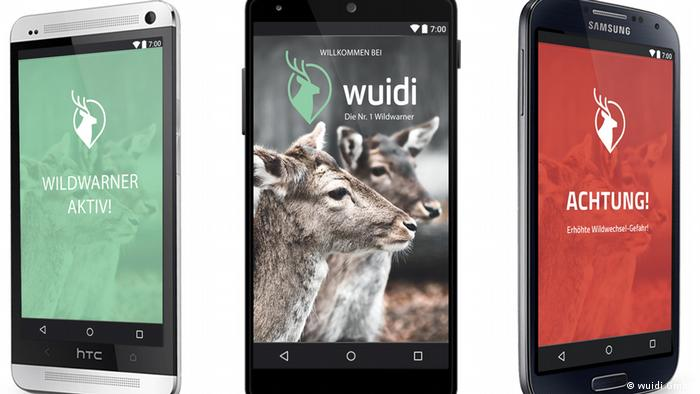 Deutscher Mobilitätspreis | wuidi – Gemeinsam Wildunfälle vermeiden (wuidi GmbH)