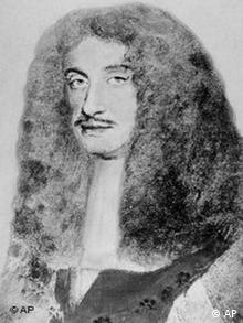 König Charles II 1611 bis 1689
