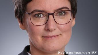 Petra Maier is the head of the research and training cell in North Rhine Westphalia's consumer services office