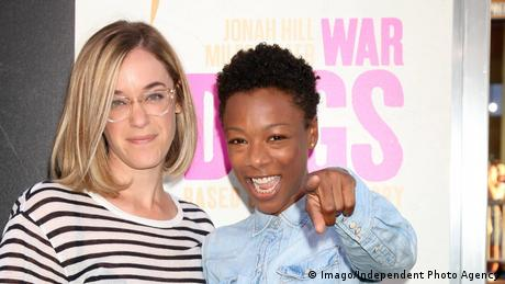 Lauren Morelli and Samira Wiley (Imago/Independent Photo Agency)