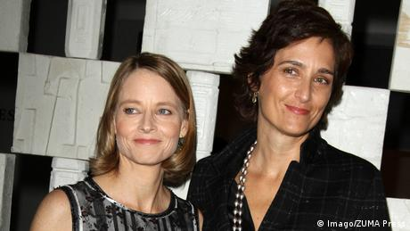 Jodie Foster and Alexandra Hedison Hammer Museum Gala in Los Angeles October 8 2016 Los Angeles CA United States 8 October 2016 (Imago/ZUMA Press)