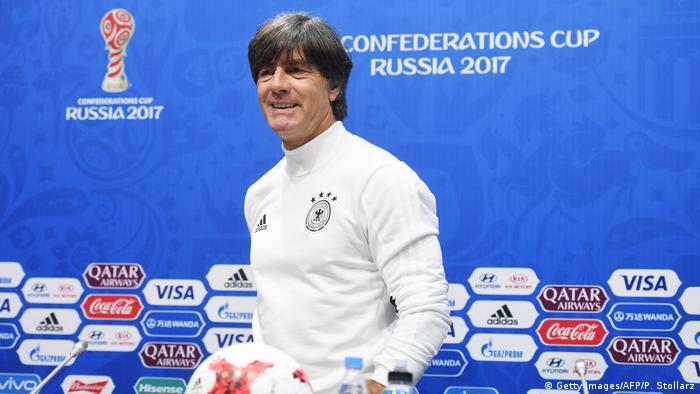 Russland - FIFA Confederations Cup - Deutschland vs Mexiko - Joachim Loew (Getty Images/AFP/P. Stollarz)