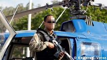 Venezuela Caracas Police official Oscar Perez