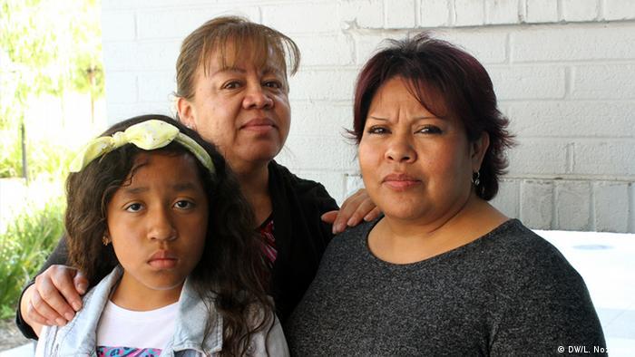Djevojčica i dvije žene