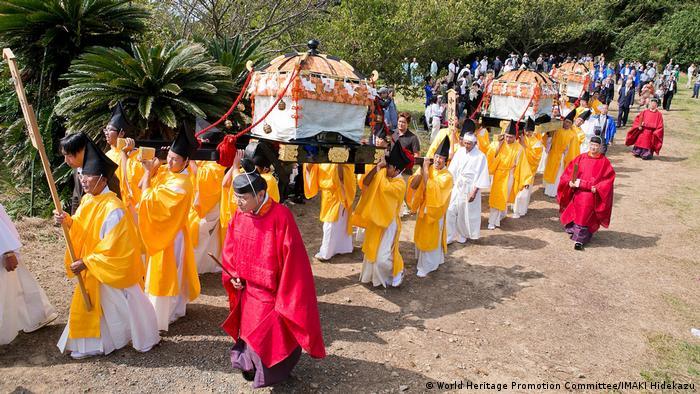Kandidaten neue UNESCO-Welterbestätten | Japan Okinoshima (World Heritage Promotion Committee/IMAKI Hidekazu)
