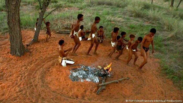 Ч'хомані - Калахарі-Гемсбок - Південна Африка - Світова спадщина ЮНЕСКО