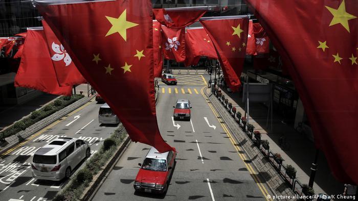 20 Jahre Rückgabe von Hongkong an China