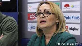 Serbien Ana Sacipovic