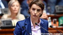 Serbien neue Regierungschefin - Ana Brnabić