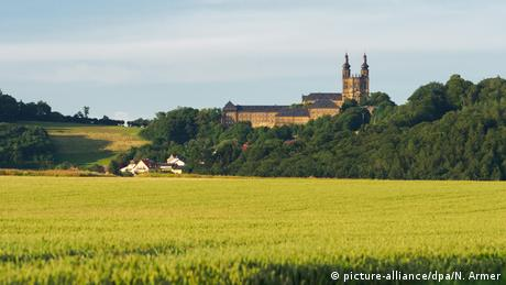 Kloster Banz BdT (picture-alliance/dpa/N. Armer)