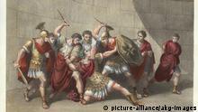 Tod des Caligula / Pinelli