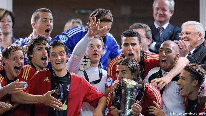 Fußball U21-Europameister Deutschland (imago sportfotodienst)