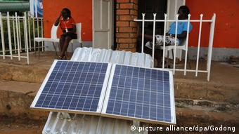 Certains pays misent déjà sur l'énergie solaire en Afrique