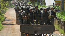 Philippinen Marawi Militär