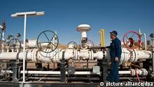 Irak Tawke Ölfeld