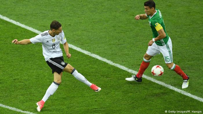 Fußball Confederations Cup 2017 Deutschland - Mexiko (Getty Images/M. Hangst)