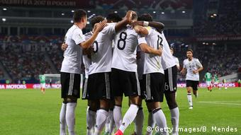 Fußball Confederations Cup 2017 Deutschland - Mexiko (Getty Images/B. Mendes)
