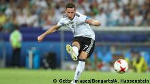 Fußball Confederations Cup 2017 Deutschland - Mexiko